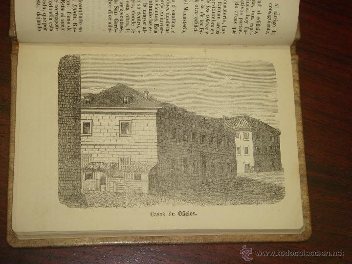 Libros antiguos: Descripción de la gran Basílica del Escorial 1868 Antonio Rotondo - Foto 3 - 32209056