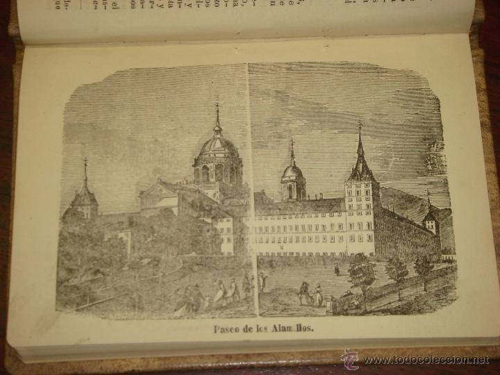 Libros antiguos: Descripción de la gran Basílica del Escorial 1868 Antonio Rotondo - Foto 4 - 32209056