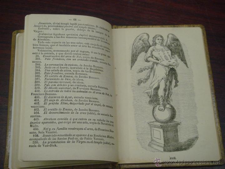 Libros antiguos: Descripción de la gran Basílica del Escorial 1868 Antonio Rotondo - Foto 7 - 32209056