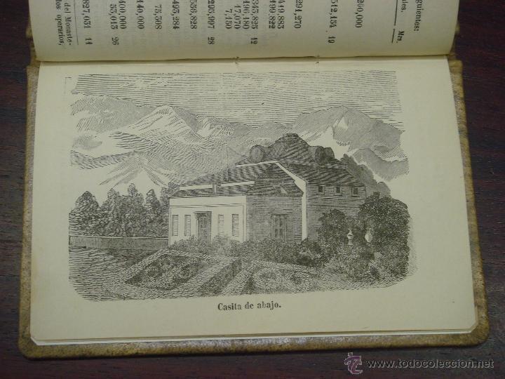 Libros antiguos: Descripción de la gran Basílica del Escorial 1868 Antonio Rotondo - Foto 8 - 32209056