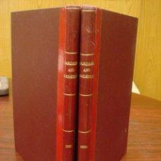 Libros antiguos: GARDENS AND GARDENING. 1933 – 1934. 2 VOL. THE STUDIO GARDENING ANNUAL. ENCUADERNADO.. Lote 32209201