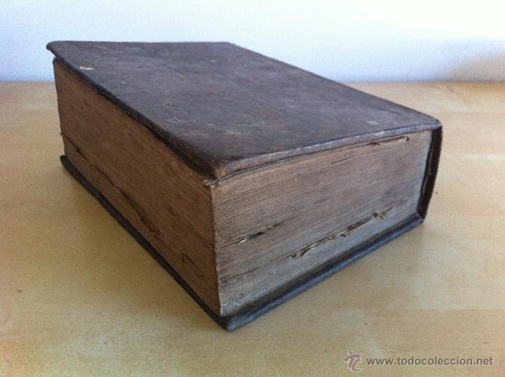 Libros antiguos: ARQUITECTURA CIVIL. ELEMENTOS DE MATEMÁTICA. D.BENITO BAILS. TOMO IX. PARTE I. AÑO 1796. ILUSTRADO. - Foto 8 - 49918044