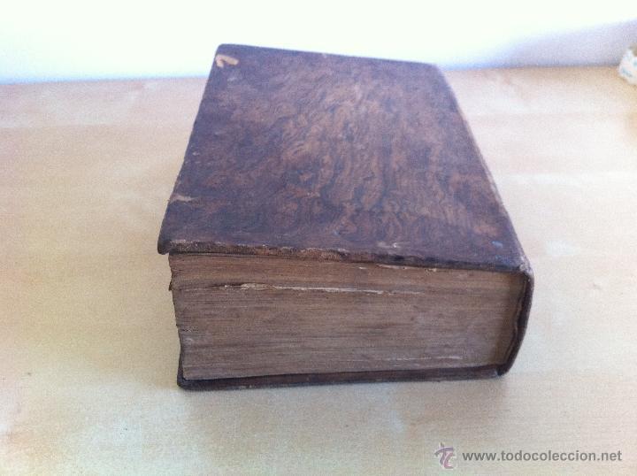 Libros antiguos: ARQUITECTURA CIVIL. ELEMENTOS DE MATEMÁTICA. D.BENITO BAILS. TOMO IX. PARTE I. AÑO 1796. ILUSTRADO. - Foto 10 - 49918044