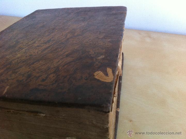 Libros antiguos: ARQUITECTURA CIVIL. ELEMENTOS DE MATEMÁTICA. D.BENITO BAILS. TOMO IX. PARTE I. AÑO 1796. ILUSTRADO. - Foto 12 - 49918044