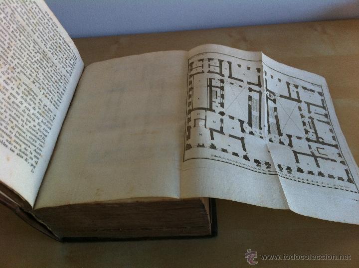 Libros antiguos: ARQUITECTURA CIVIL. ELEMENTOS DE MATEMÁTICA. D.BENITO BAILS. TOMO IX. PARTE I. AÑO 1796. ILUSTRADO. - Foto 25 - 49918044