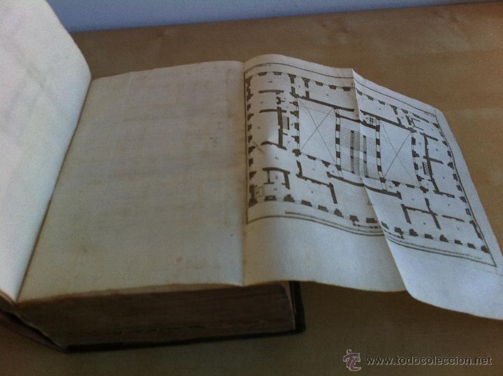 Libros antiguos: ARQUITECTURA CIVIL. ELEMENTOS DE MATEMÁTICA. D.BENITO BAILS. TOMO IX. PARTE I. AÑO 1796. ILUSTRADO. - Foto 26 - 49918044