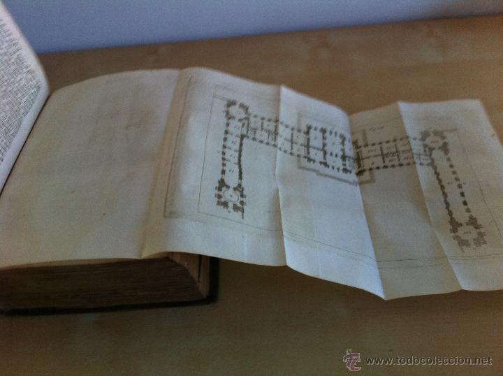 Libros antiguos: ARQUITECTURA CIVIL. ELEMENTOS DE MATEMÁTICA. D.BENITO BAILS. TOMO IX. PARTE I. AÑO 1796. ILUSTRADO. - Foto 27 - 49918044