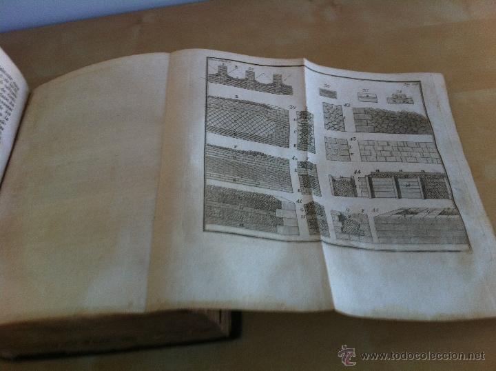 Libros antiguos: ARQUITECTURA CIVIL. ELEMENTOS DE MATEMÁTICA. D.BENITO BAILS. TOMO IX. PARTE I. AÑO 1796. ILUSTRADO. - Foto 28 - 49918044