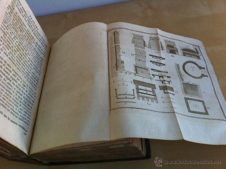 Libros antiguos: ARQUITECTURA CIVIL. ELEMENTOS DE MATEMÁTICA. D.BENITO BAILS. TOMO IX. PARTE I. AÑO 1796. ILUSTRADO. - Foto 29 - 49918044