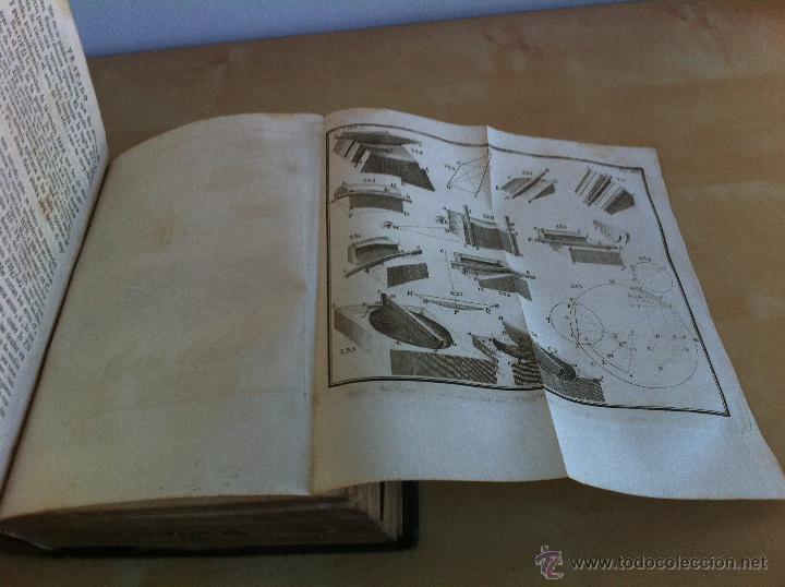 Libros antiguos: ARQUITECTURA CIVIL. ELEMENTOS DE MATEMÁTICA. D.BENITO BAILS. TOMO IX. PARTE I. AÑO 1796. ILUSTRADO. - Foto 33 - 49918044