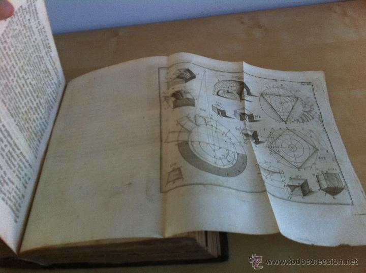 Libros antiguos: ARQUITECTURA CIVIL. ELEMENTOS DE MATEMÁTICA. D.BENITO BAILS. TOMO IX. PARTE I. AÑO 1796. ILUSTRADO. - Foto 34 - 49918044