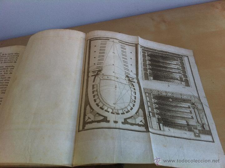 Libros antiguos: ARQUITECTURA CIVIL. ELEMENTOS DE MATEMÁTICA. D.BENITO BAILS. TOMO IX. PARTE I. AÑO 1796. ILUSTRADO. - Foto 43 - 49918044