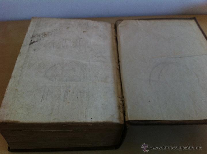Libros antiguos: ARQUITECTURA CIVIL. ELEMENTOS DE MATEMÁTICA. D.BENITO BAILS. TOMO IX. PARTE I. AÑO 1796. ILUSTRADO. - Foto 44 - 49918044