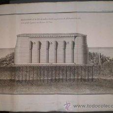 Libros antiguos: CESSART, LOUIS ALEXANDRE: DESCRIPTION DES TRAVAUX HYDRAULIQUES... 2 VOLS. 1806. Lote 50292870