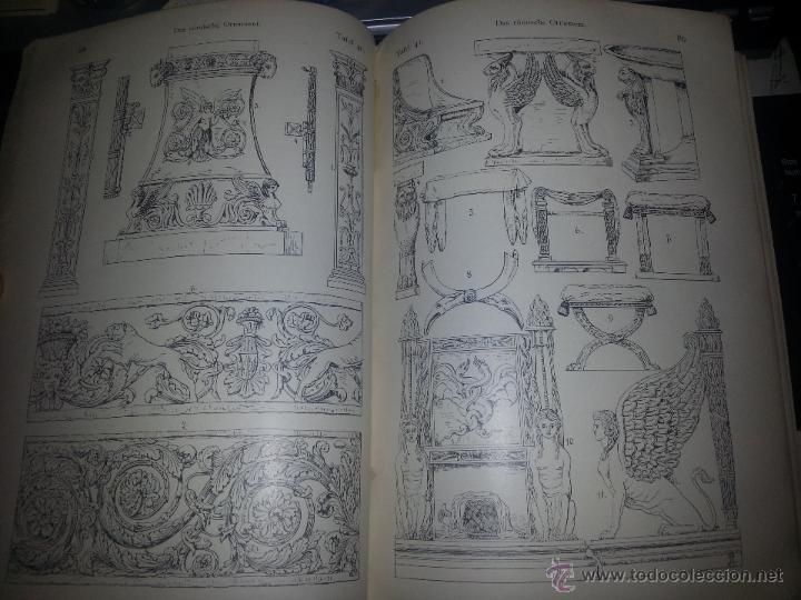 LIBRO ALEMAN DE LOS DISTINTOS ESTILOS DE ARTE..AÑOS 20. UNIVERSAL 700PG (Libros Antiguos, Raros y Curiosos - Bellas artes, ocio y coleccion - Arquitectura)