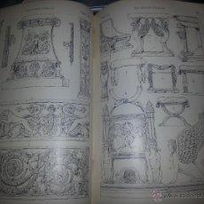 Libros antiguos: LIBRO ALEMAN DE LOS DISTINTOS ESTILOS DE ARTE..AÑOS 20. UNIVERSAL 700PG. Lote 50394632