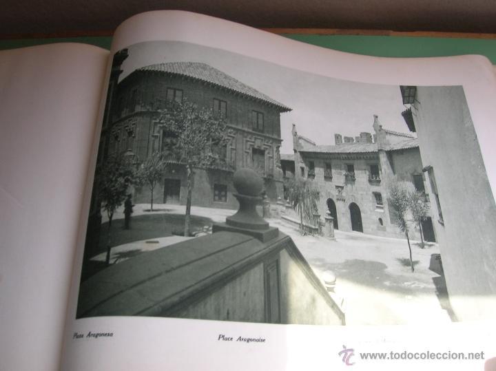LIBRO EXPOSICIÓN INTERNACIONAL DE BARCELONA AÑO 1929 (Libros Antiguos, Raros y Curiosos - Bellas artes, ocio y coleccion - Arquitectura)