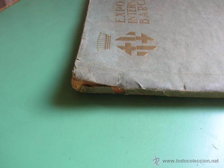 Libros antiguos: Libro Exposición Internacional de Barcelona año 1929 - Foto 3 - 50459441