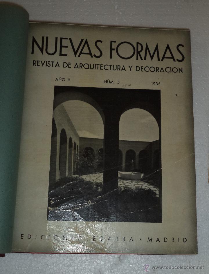 Revista de arquitectura nuevas formas rep blica comprar for Revistas de arquitectura online