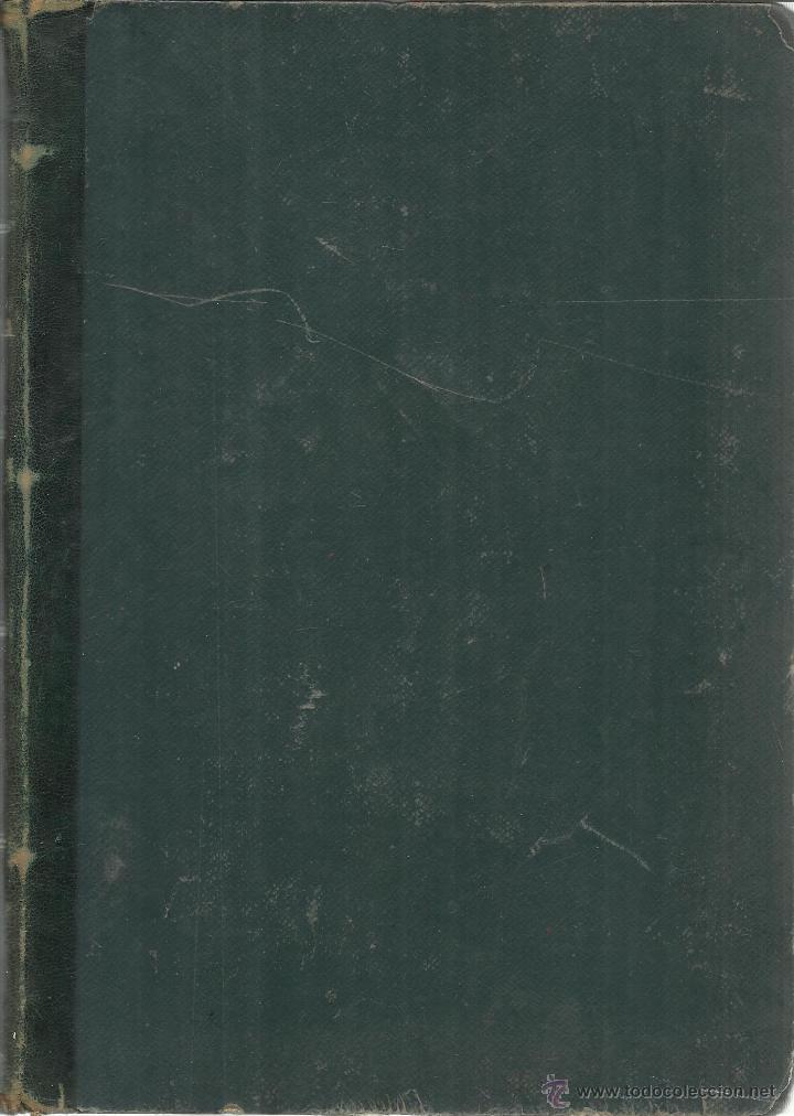 Libros antiguos: ARQUITECTURA. ÓRGANO OFICIAL DE LA SOC. CENTRAL DE ARQUITECTOS. COLECCIÓN DE REVISTAS. MADRID. 1924 - Foto 2 - 51330795