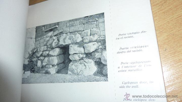 Libros antiguos: libro passeig arqueologic tarragona arqueologia . imp torres i virgili fotos , tarraco 1935 - Foto 4 - 51652972