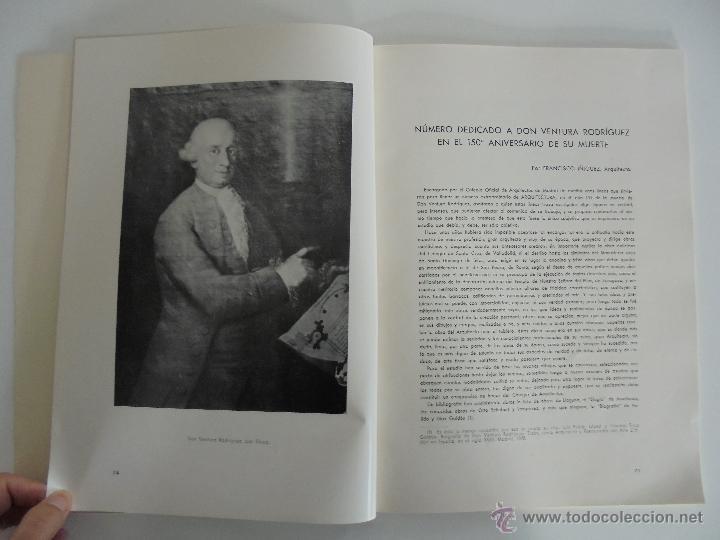 Libros antiguos: ARQUITECTURA ORGANO OFICIAL DE LA SOCIEDAD CENTRAL DE ARQUITECTOS DE MADRID.VER FOGRAFIAS. 3 REVISTA - Foto 12 - 51690313