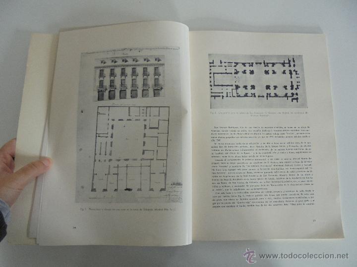 Libros antiguos: ARQUITECTURA ORGANO OFICIAL DE LA SOCIEDAD CENTRAL DE ARQUITECTOS DE MADRID.VER FOGRAFIAS. 3 REVISTA - Foto 14 - 51690313