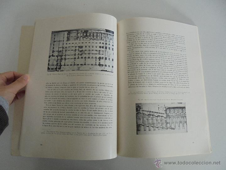 Libros antiguos: ARQUITECTURA ORGANO OFICIAL DE LA SOCIEDAD CENTRAL DE ARQUITECTOS DE MADRID.VER FOGRAFIAS. 3 REVISTA - Foto 16 - 51690313