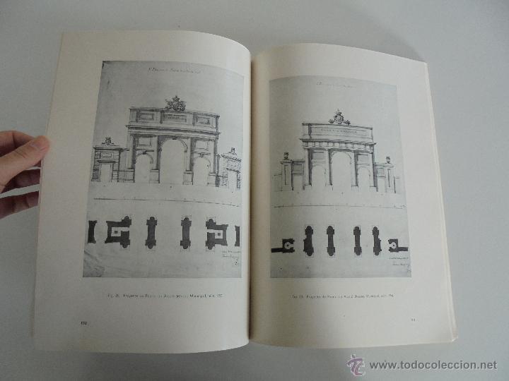 Libros antiguos: ARQUITECTURA ORGANO OFICIAL DE LA SOCIEDAD CENTRAL DE ARQUITECTOS DE MADRID.VER FOGRAFIAS. 3 REVISTA - Foto 19 - 51690313