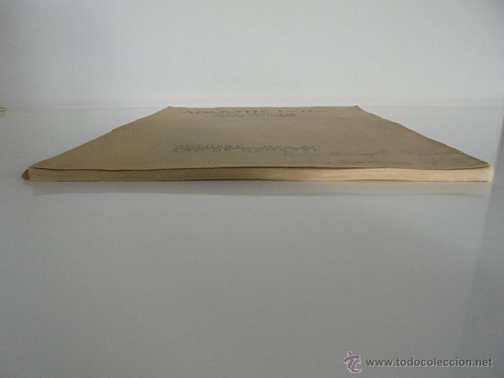 Libros antiguos: ARQUITECTURA ORGANO OFICIAL DE LA SOCIEDAD CENTRAL DE ARQUITECTOS DE MADRID.VER FOGRAFIAS. 3 REVISTA - Foto 22 - 51690313