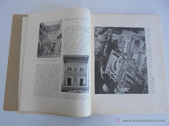 Libros antiguos: ARQUITECTURA ORGANO OFICIAL DE LA SOCIEDAD CENTRAL DE ARQUITECTOS DE MADRID.VER FOGRAFIAS. 3 REVISTA - Foto 27 - 51690313