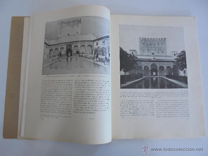 Libros antiguos: ARQUITECTURA ORGANO OFICIAL DE LA SOCIEDAD CENTRAL DE ARQUITECTOS DE MADRID.VER FOGRAFIAS. 3 REVISTA - Foto 28 - 51690313