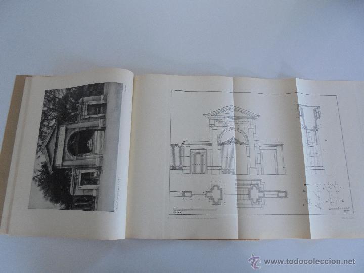 Libros antiguos: ARQUITECTURA ORGANO OFICIAL DE LA SOCIEDAD CENTRAL DE ARQUITECTOS DE MADRID.VER FOGRAFIAS. 3 REVISTA - Foto 29 - 51690313