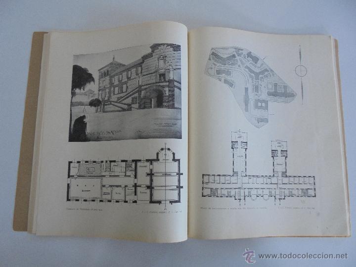 Libros antiguos: ARQUITECTURA ORGANO OFICIAL DE LA SOCIEDAD CENTRAL DE ARQUITECTOS DE MADRID.VER FOGRAFIAS. 3 REVISTA - Foto 31 - 51690313