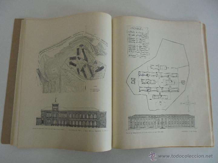Libros antiguos: ARQUITECTURA ORGANO OFICIAL DE LA SOCIEDAD CENTRAL DE ARQUITECTOS DE MADRID.VER FOGRAFIAS. 3 REVISTA - Foto 32 - 51690313