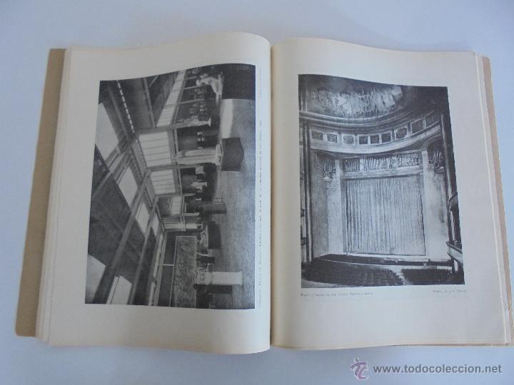 Libros antiguos: ARQUITECTURA ORGANO OFICIAL DE LA SOCIEDAD CENTRAL DE ARQUITECTOS DE MADRID.VER FOGRAFIAS. 3 REVISTA - Foto 33 - 51690313