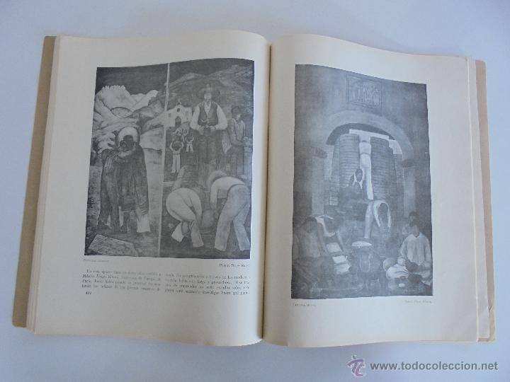 Libros antiguos: ARQUITECTURA ORGANO OFICIAL DE LA SOCIEDAD CENTRAL DE ARQUITECTOS DE MADRID.VER FOGRAFIAS. 3 REVISTA - Foto 34 - 51690313