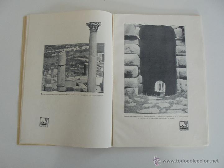 Libros antiguos: ARQUITECTURA ORGANO OFICIAL DE LA SOCIEDAD CENTRAL DE ARQUITECTOS DE MADRID.VER FOGRAFIAS. 3 REVISTA - Foto 41 - 51690313