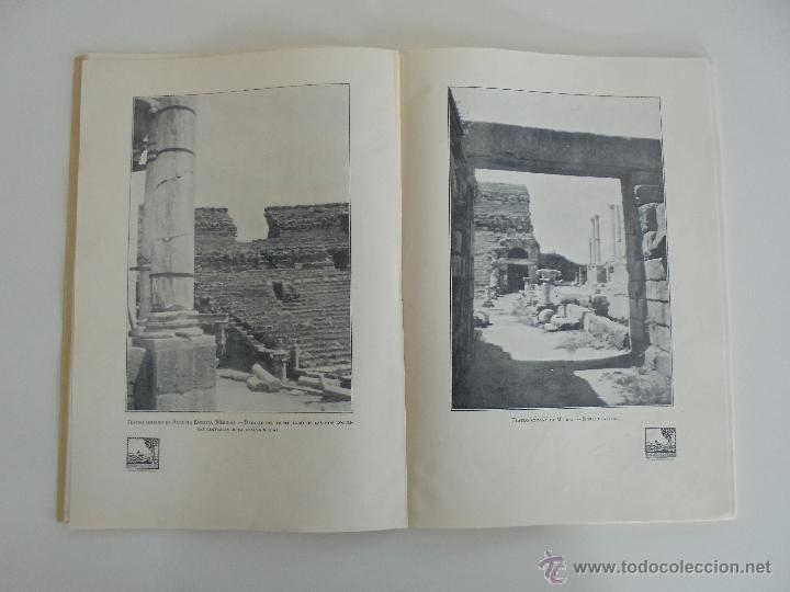 Libros antiguos: ARQUITECTURA ORGANO OFICIAL DE LA SOCIEDAD CENTRAL DE ARQUITECTOS DE MADRID.VER FOGRAFIAS. 3 REVISTA - Foto 42 - 51690313