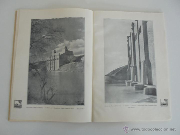 Libros antiguos: ARQUITECTURA ORGANO OFICIAL DE LA SOCIEDAD CENTRAL DE ARQUITECTOS DE MADRID.VER FOGRAFIAS. 3 REVISTA - Foto 44 - 51690313