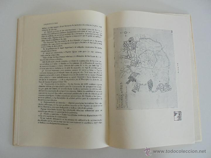 Libros antiguos: ARQUITECTURA ORGANO OFICIAL DE LA SOCIEDAD CENTRAL DE ARQUITECTOS DE MADRID.VER FOGRAFIAS. 3 REVISTA - Foto 47 - 51690313