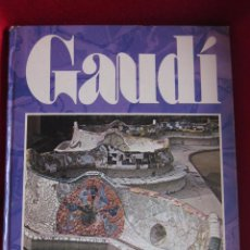Libros antiguos: GAUDI LIBRO.. Lote 51793774