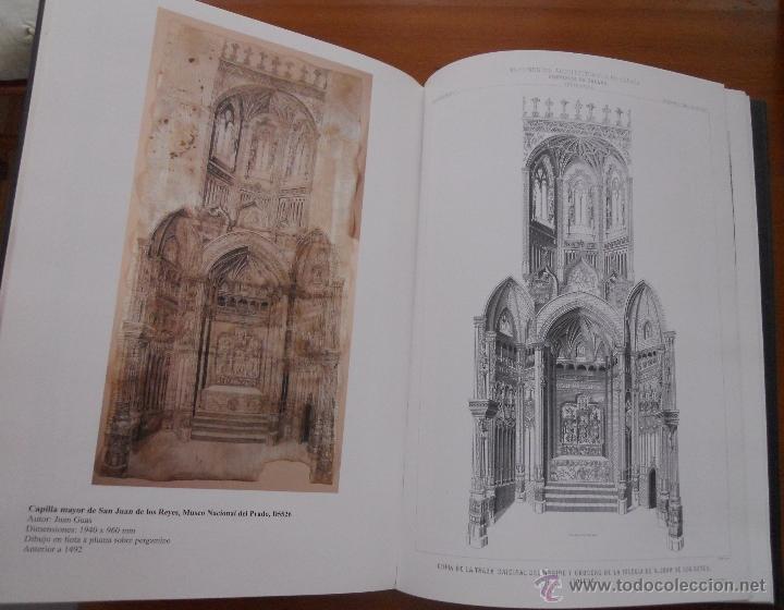 Libros antiguos: monasterio san juan de los reyes, monumentos arquitectonicos de españa - Foto 2 - 52820860