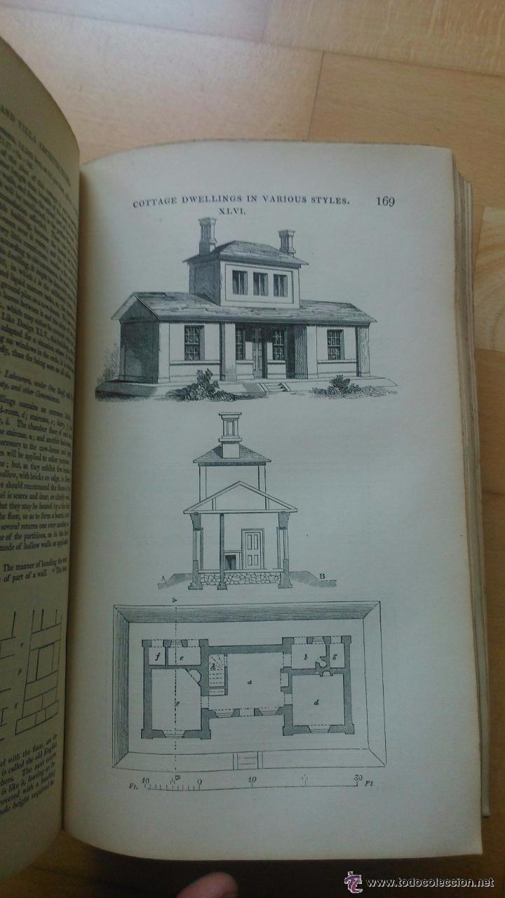 AN ENCYCLOPEDIA OF COTTAGE, FARM, AND VILLA ARCHITECTURE (Libros Antiguos, Raros y Curiosos - Bellas artes, ocio y coleccion - Arquitectura)