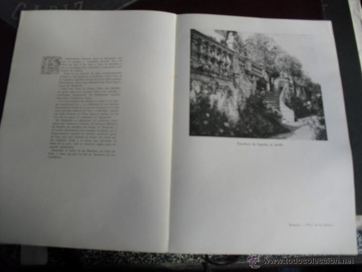 LOS PAZOS GALLEGOS MARQUES DE QUINTANAR 1928 PAZO DE MARIÑAN (Libros Antiguos, Raros y Curiosos - Bellas artes, ocio y coleccion - Arquitectura)