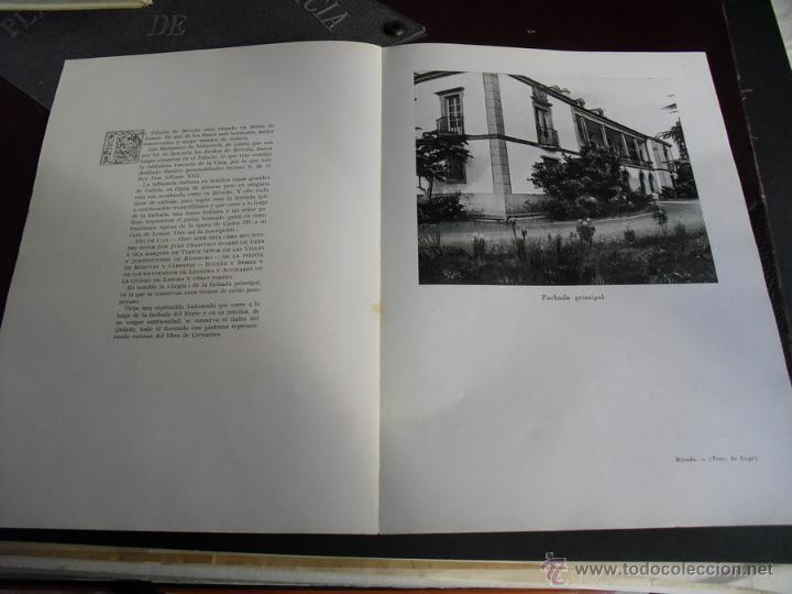 LOS PAZOS GALLEGOS MARQUES DE QUINTANAR 1928 PAZO DE BOVEDA (Libros Antiguos, Raros y Curiosos - Bellas artes, ocio y coleccion - Arquitectura)