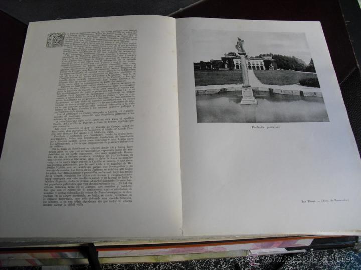 LOS PAZOS GALLEGOS MARQUES DE QUINTANAR 1928 PAZO DE SAN THOME (Libros Antiguos, Raros y Curiosos - Bellas artes, ocio y coleccion - Arquitectura)