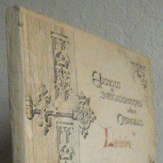 Libros antiguos: ERNESTO KORRODI.- CASTELLO DE LEIRIA. Lote 52481644