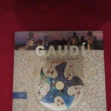 Libros antiguos: GAUDI , INTRODUCCIÓN A SU ARQUITECTURA.. Lote 54480775