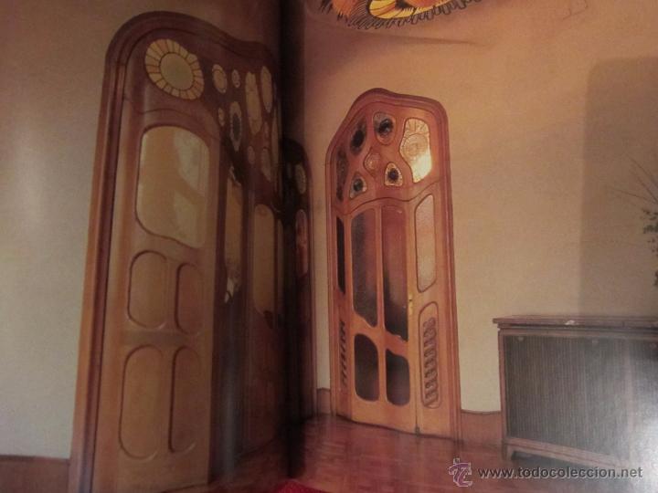 Libros antiguos: Gaudi , introducción a su arquitectura. - Foto 3 - 54480775